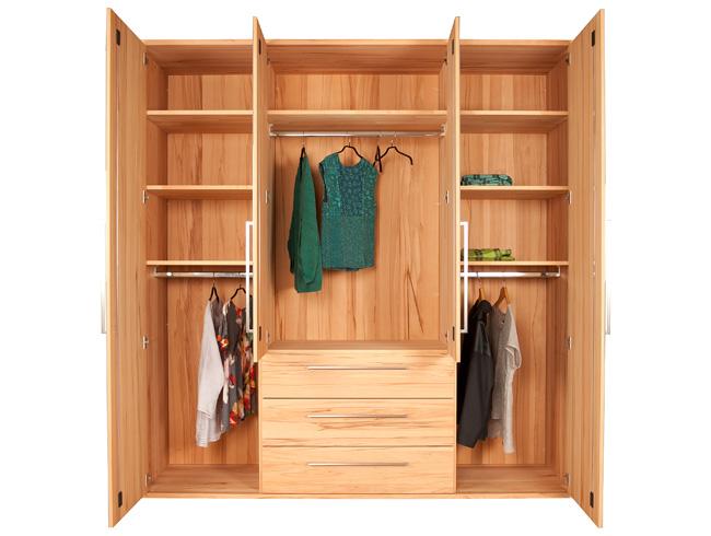 reseda m bel schr nke tre due mit t ren und schubladen. Black Bedroom Furniture Sets. Home Design Ideas