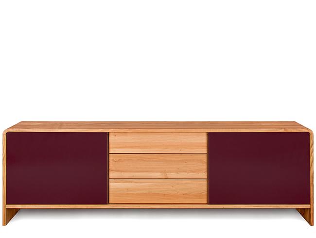 Reseda Mobel Sideboards Tre Due Sfera Mit Glasschiebeturen